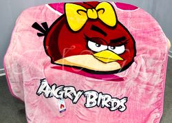 Плед Angry Birds - 3004-01