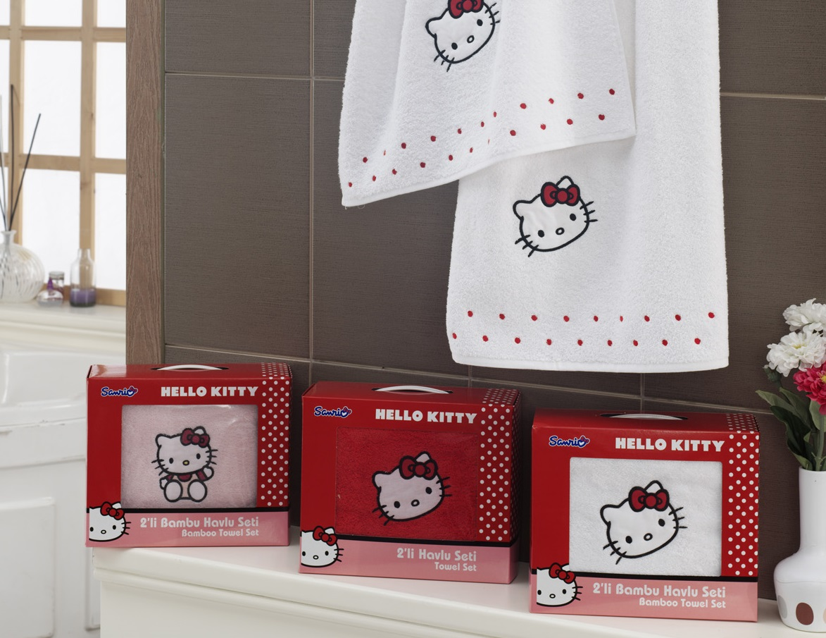 Hello Kitty Bamboo - 8291-01