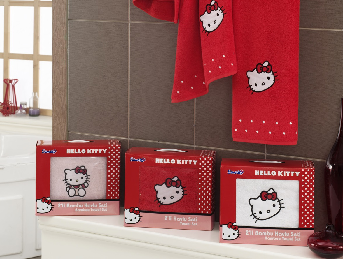 Hello Kitty Bamboo - 8291-02