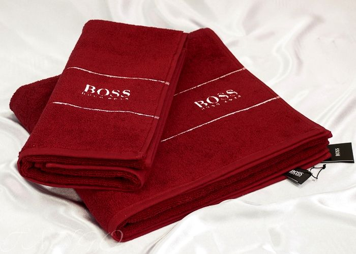 Набор полотенец VS HUGO BOSS