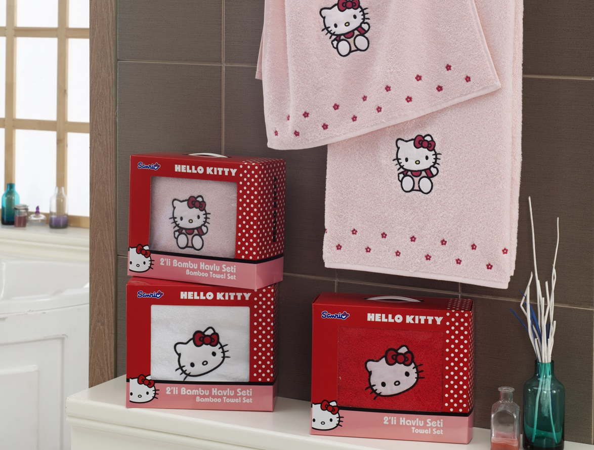 Hello Kitty Bamboo - 8291-03
